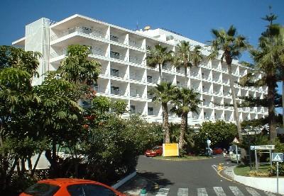 Hotel el tope location in puerto de la cruz tenerife - Hotel el tope puerto de la cruz ...